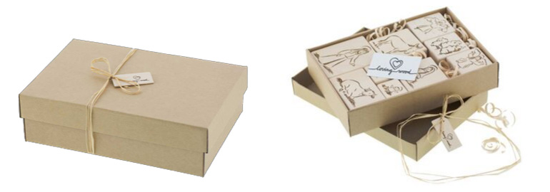 Box nativity blocks